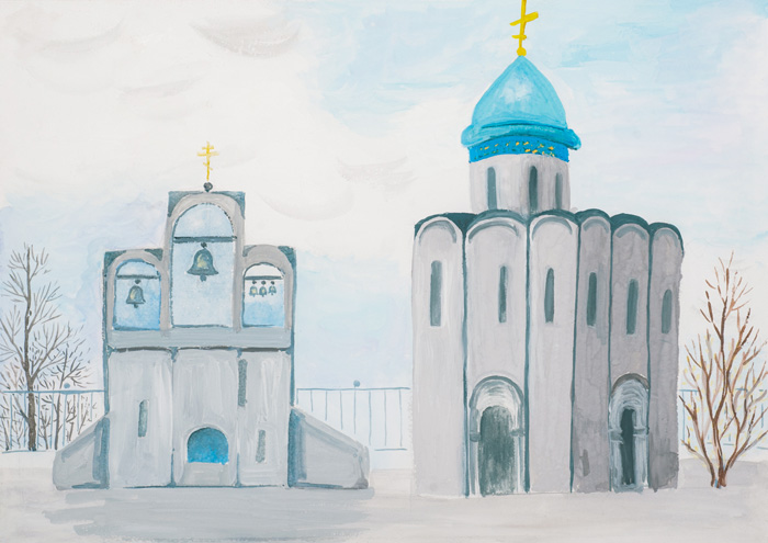 вознесенский храм в курске фото